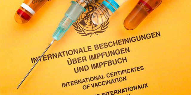 Staatlich anerkannte WHO-Gelbfieberimpfstelle